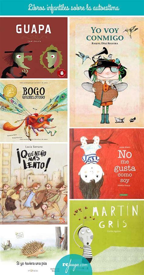 55 Libros Infantiles Sobre Emociones Para Niños Rejuega