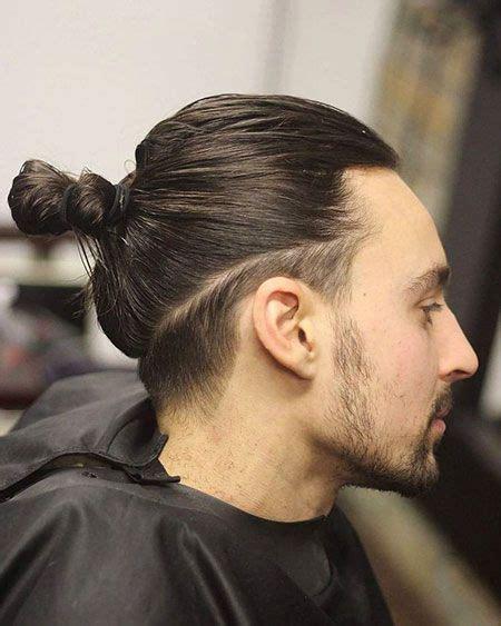 trendy hair herren lang maenner  trends swept