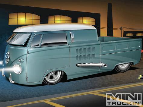 volkswagen bus van truck volkswagon custom tuning lowrider