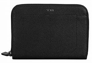 tumi camden zip around multiple passport case 11872 black With tumi zip letter pad