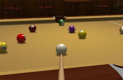 Pool Games, Free 3d Pool Games