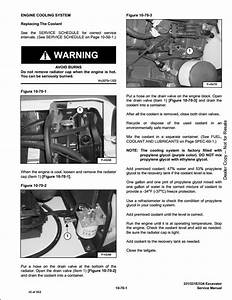 2007 Bobcat 331 331e 334 Mini Excavator Service Repair