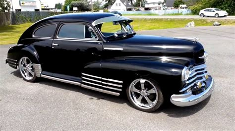 chevrolet fleetline youtube