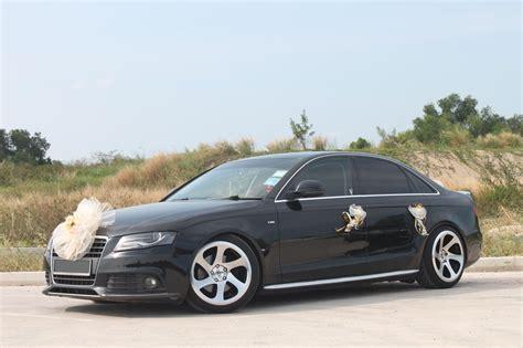 black audi  perfect wedding cars singapore