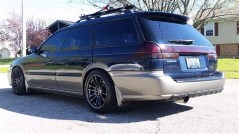 1998 Subaru Legacy Outback Sti Swap , Built Engine
