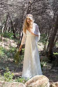 Aliexpresscom buy vintage bohemian boho wedding dress for Where to buy boho wedding dresses