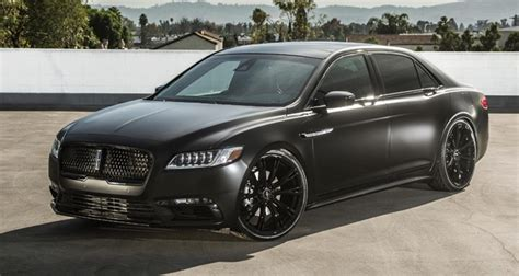 2019 Lincoln Continental  Front Pictures  New Car