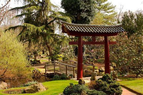 Japanischer Garten Dänemark by Br 252 Cke Im Quot Japanischen Garten Quot Im Leverkusener Carl