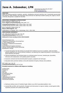 lpn resume objectives free excel templates With licensed practical nurse resume