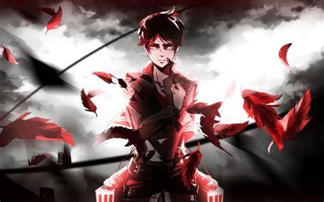 Anime Wallpaper Attack On Titan - attack on titan review exg