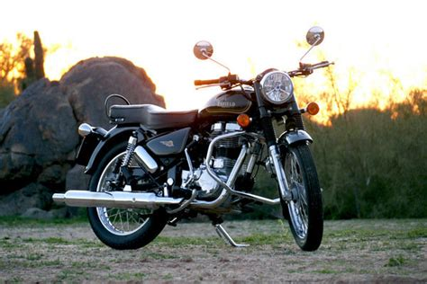Royal Enfield Bullet 500 Efi Backgrounds by 2013 Royal Enfield Bullet G5 Classic Motorcycle Review