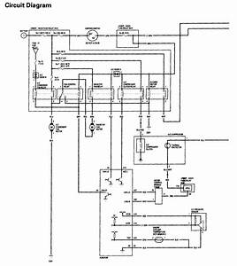 2008 Honda Civic Wiring Diagram