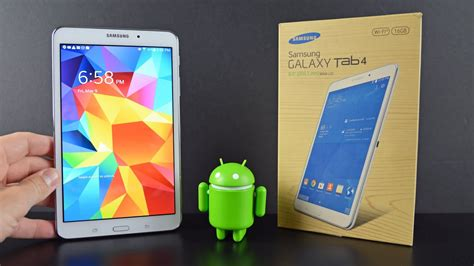 samsung galaxy tab 4 8 0 unboxing review youtube