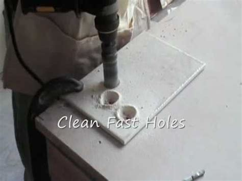 Drilling Small Holes In Porcelain Tile by How To Drill A In Ceramic Tile