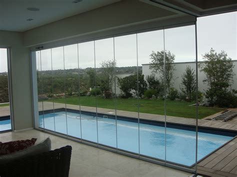frameless stacking doors gridline architectural products