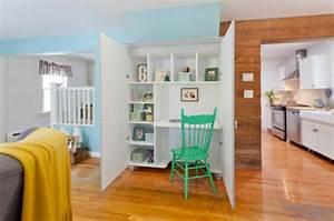 Schmales Kinderzimmer Einrichten : kleines heimb ro einrichten 10 inspirierende ideen ~ Lizthompson.info Haus und Dekorationen