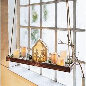 Fensterdeko Zum Hängen : tablett zum h ngen dora deko weihnachten fenster ~ Watch28wear.com Haus und Dekorationen