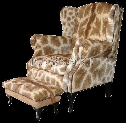 wingback chairs in lounge chairs wingback chair ostrich leather chair
