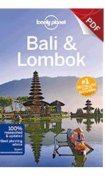 bali lombok travel guide kuta seminyak  chapter