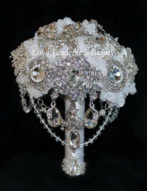 brooch bouquet wedding bouquet bridal bouquet