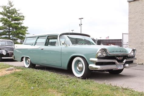Station Wagon by 1957 Dodge Suburban V8 Station Wagon By Goller S Rods