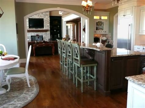 Kitchen Islands With Stools Pictures & Ideas From Hgtv  Hgtv
