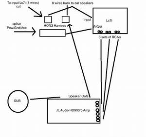 Jl Audio 1000 1 Wiring Diagram