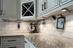 Under Cabinet Plug Strips by Room By Room Inspiration Series The Kitchen Fab Fatale