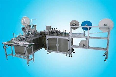 automatic nonwoven face mask making machine fully
