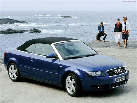 Audi A4 Cabriolet 2000 Exotic Car Pictures 042 Of 43