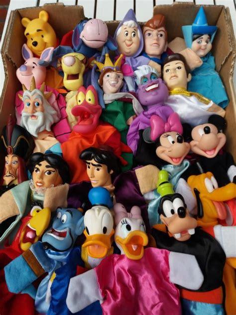 disney figuren kostüme poppenkastpoppen disney figuren 24 stuks catawiki