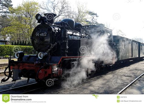 fashioned steam train  royalty  stock images