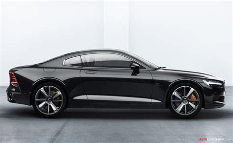 volvo reveals polestar  coupe autoconceptioncom