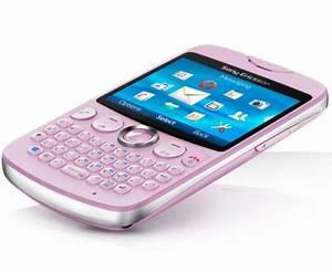Detalles Oficiales Del Sony Ericsson Txt SinCelular