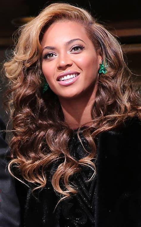 Beyonce Hairstyles From Time to Time   Hair Ideas