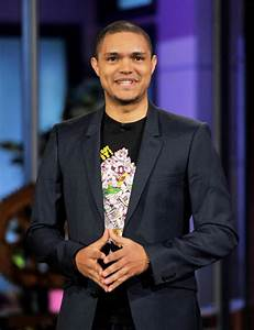 Does Trevor Noah's girlfriend know he's on a dating app ...