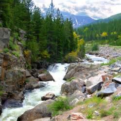 Colorado Rocky Mountain Stream