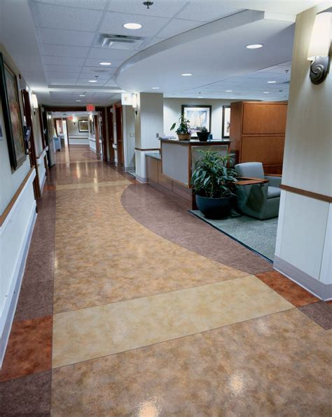 hospital flooring whats   choice continental