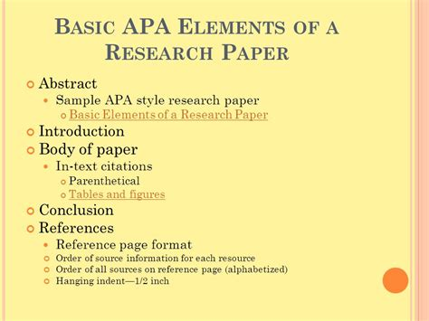 abstract apa format exle paper apa style created by regeimbal and amanda rutstein