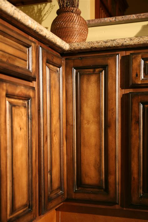 Home Depot Unfinished Oak Cabinets by Pecan Maple Glaze Kitchen Cabinets Rustic Finish Sample
