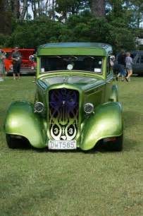 Hot Rod Green