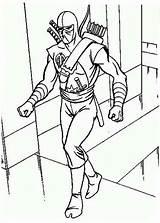 Coloring Pages Ninja Action Man Printable Coloringsky Joe Gi Army Shadow Storm Print Hero Cartoon Popular Ninjago sketch template