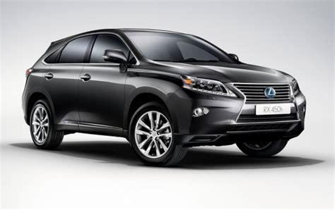 Lexus Rx Hybrid Suv Crossover