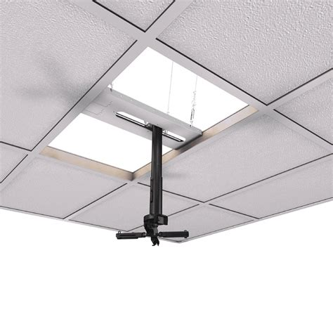 Suspended Ceiling Height by Crimson Jks 11a Adj Height Suspended Ceiling Projector Kit