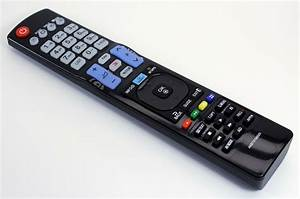 Universal Replacement Remote Control For Lg Tv Lcd Led