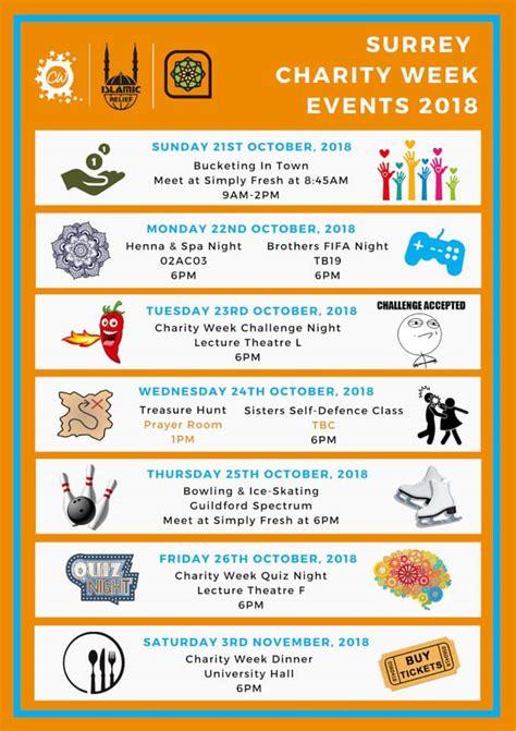 Charity Week Surrey Meets Nigeria
