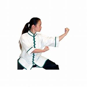 Tiger Claw Interloop Kung Fu Top - Low Price of $23.77