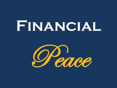 Financial Peace University  Highland Hope United