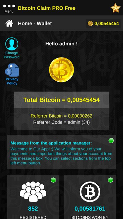 Free bitcoin claim the app you can trust to faucet bitcoin 100% you will receave your payment in one weak maximum after you make payment request. Bitcoin Claim Pro - Free BTC Latest version Apk Download - com.CoinApps.bitcoinclaimprofree APK free