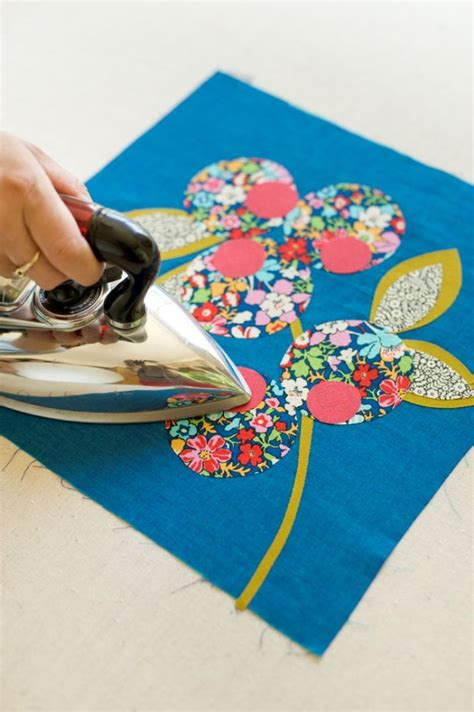 tutorial applique make this applique cushion with totten totten totten
